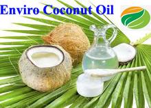 Cold Pressed Enviro Coconut Oil - Organic