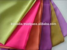 different color chiffon fabric