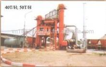 Asphalt mixing plants 40T/H; 50T/H