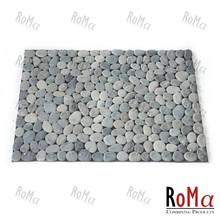 Natural Pebble Stone Bathmat
