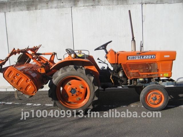 Used farm tractor kubota l2201 buy kubota used compact tractors