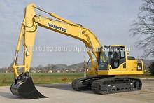 USED MACHINERIES - B/ NEW KOMATSU PC210LC-8 EXCAVATOR (2120)
