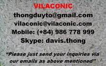 Long Grain White Rice 100% Broken (Skype: davis.thong, mobile: +84986778999)