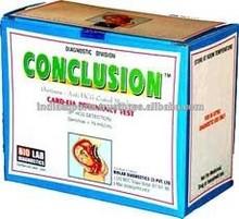 HCG (Pregnancy Card) Test