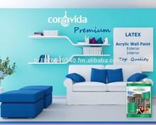 Exterior/Interior Wall Paint CORAVIDA - High Quality