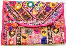 Banjara Bag/Clutch, Multicolour clutch bag/clutch