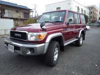 YEAR2014 TOYOTA LANDCRUISER70 BRAND NEW CAR FOR SALE [RHD][JAPAN][STOCK#1025]