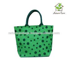 Jute Designer Hand Bag