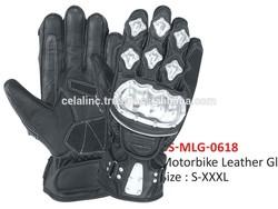 Motorbike racing Gloves/ Motorbike Leather racing Gloves/ Cowhide Leather racing Gloves