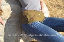 leather waist hip pockets belts bags