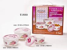 Premium Ceramicware Set (3 pcs set)