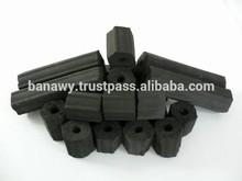 Active condensed coal