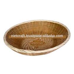 bamboo tray made from 1005 natural bamboo handmade nice design bamboo tray