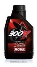 MOTUL 300V 4T 10w-40 1 LITER box 12x1 liter Racing Motorcycle lubricant