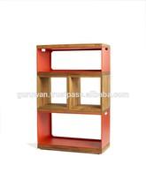 Bricks - Wood & Steel Modular Shelf