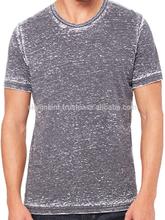 Cotton & Polyester Blend Ring Spun T-Shirt - Unisex - New Style
