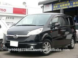 honda stepwagon black 2006 Good looking and Popular used car sales honda at reasonable prices