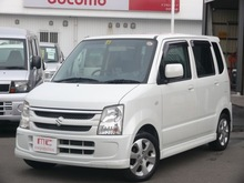 suzuki wagonR white 2006 Reasonable and Right hand drive importing suzuki used car with Good Condition made in Japan