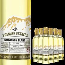 Chilean White Wine Sauvignon Blanc
