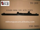 car radiator plastic tank for TOYOTA PREVIA, OEM:1640023100