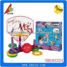 Sport toy water basketball set for children