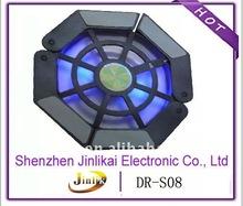 2012 promotional cheaper mini laptop cooler pad