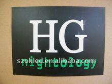 US$3.75/pc el panel(HG nightology)