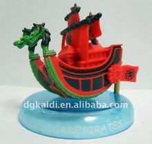 Hot promotional plastic landing craft boat toy