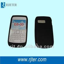 mobile phone silicone case for nokia E6
