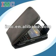 G5 Online Black Leather Flip Case Cover Bold (IMC-TOBB-0162)