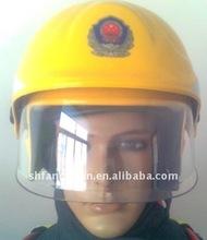 safe helmet for fireman