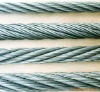 Diameter 12mm AISI 201(7*7) stainless steel wire rope