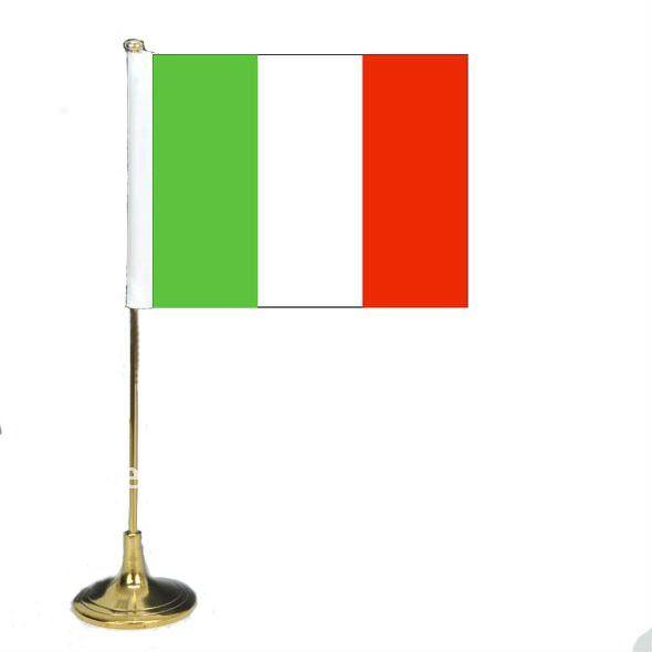 The 2012 London Olympics table flag for Italy.