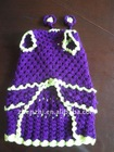 100% Acrylic Knitted Dog clothes