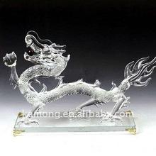 Classical crystal animal dragon
