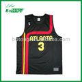 De poliéster camiseta de baloncesto bt-411