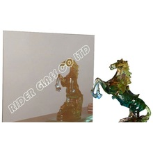 4-6mm Solar Heat Reflective Tempered Coated Glass with CE and ISO9001
