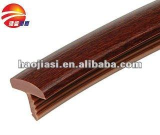 T molding pvc plastic furniture edge banding t profile for Furniture t trim edging
