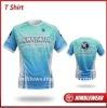 2011 New Nimblewear Custom Sublimated tech tee shirts