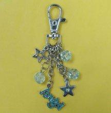 Angel Weeding Key Ring Plastic