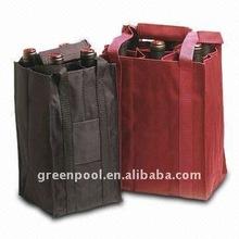 Non Woven 6btls Wine Bag