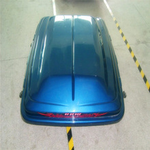 customized thermoplastic large car top roof box