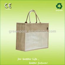 Cheap custom jute bags for shopping