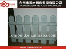 plastic fence post mould