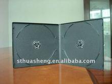 7mm black short dvd case