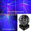 Lente 72 13.2w rgb viga- tormenta magic ball láser/etapa láser bola/dj láser pelota