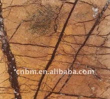 Tropic Rain Forest marble tiles