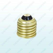E27/27 BRASS FULL SCREW LAMP HOLDER