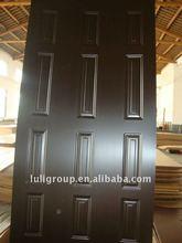 High quality melamine moulded door skin