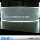 Edgelight V cutting Light Guide Panel